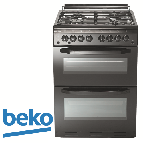 beko תנור משובל דו תאי דגם: KCDM-62110DB