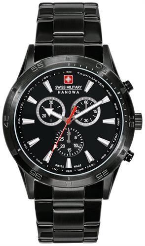 שעון יד אנלוגי גברים Swiss Military Hanowa 06-8041.13.007