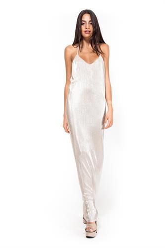 שמלת אוסקר גלאם זהב