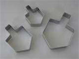 SET OF CUTTERS