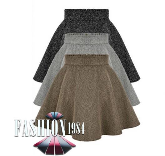 חצאית מעוצבת דגם לורן