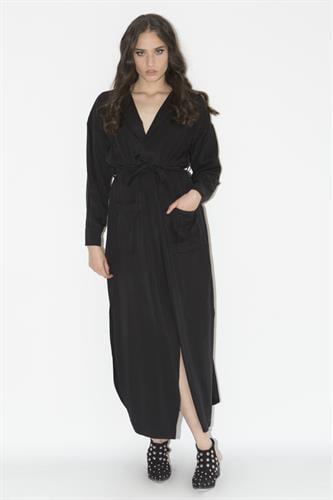 שמלת ננסי שחורה