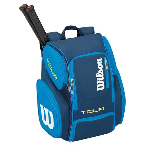 תיק טניס גב TOUR V BLUE 2 PACK TENNIS BACKPACK