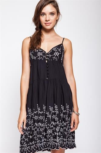 שמלת הילי שחורה