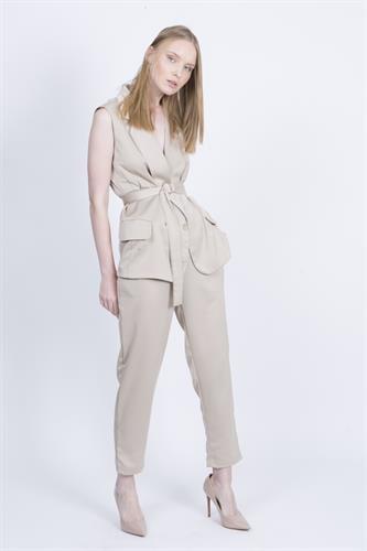 מכנסיים ברוק מוקה