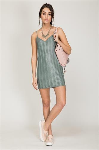 שמלת ויוי לורקס ירוק