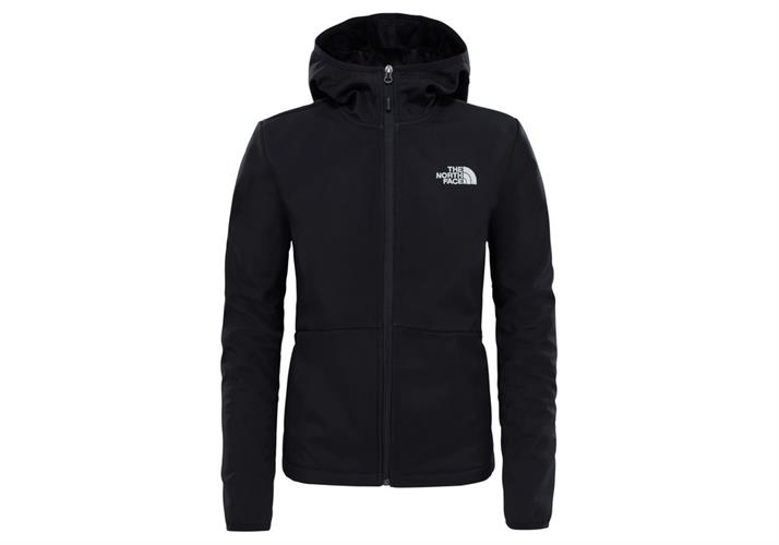 גאקט סופטשל נשים נורט פייס מדגם The North Face Women's Tanken High Loft Jassen Jacket tnf black