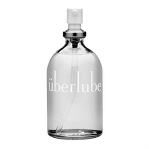 אוברלוב - חומר סיכה על בסיס סיליקון Uberlube silicone lube 100ml
