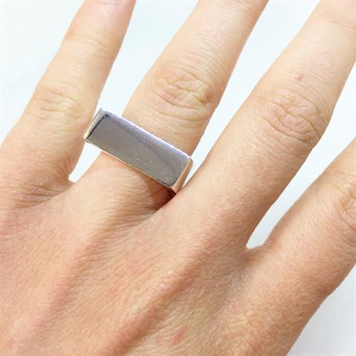 טבעת פול כסף