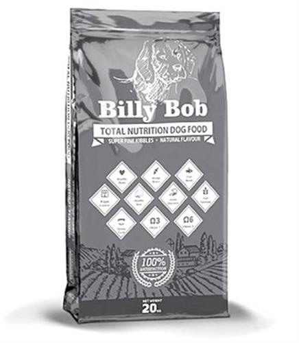 "Billy Bob לכלב מבוגר סניור לייט 20 ק""ג"