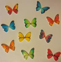 Butterfly  Transfer sheet