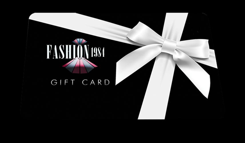 גיפט קארד-Gift Card