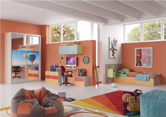 חדר ילדים קקטוס