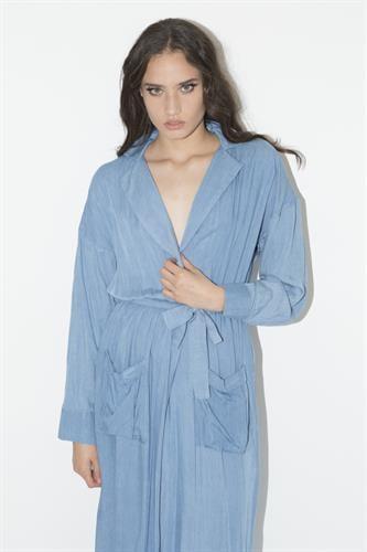 שמלת ננסי ג'ינס