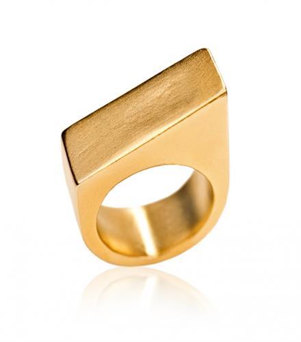 טבעת הנרי זהב