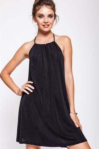 שמלת גוון שחור