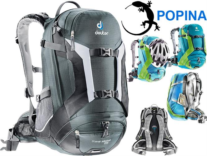 תיק יום דויטר תרמיל Deuter Trans Alpine 25