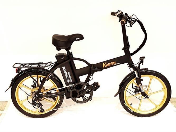 אופניים חשמליים קל אופן לוקסרי 48 KALOFAN LUXURY