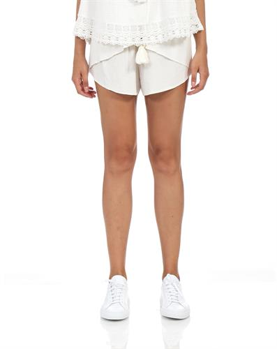 STELLA SHORT WHITE