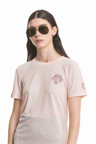 PINK MOULIN TEE