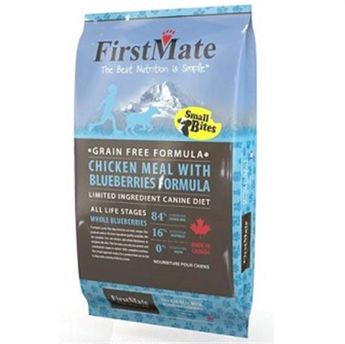 """אוכל לכלבים פירסטמייט 6.6 ק""""ג עוף ללא דגנים"""