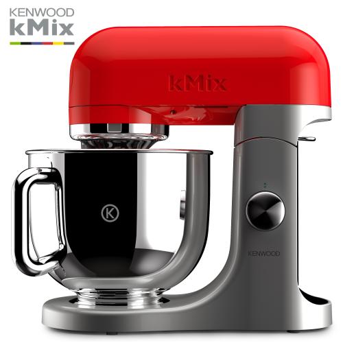 KENWOOD מיקסר kMix מסדרת POP ART + חבילת VIP דגם: KMX-70RD