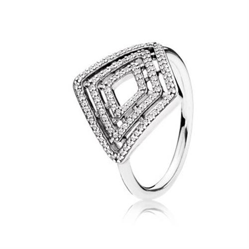 טבעת כסף פנדורה 196210CZ