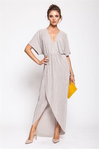 שמלת אלין אפור