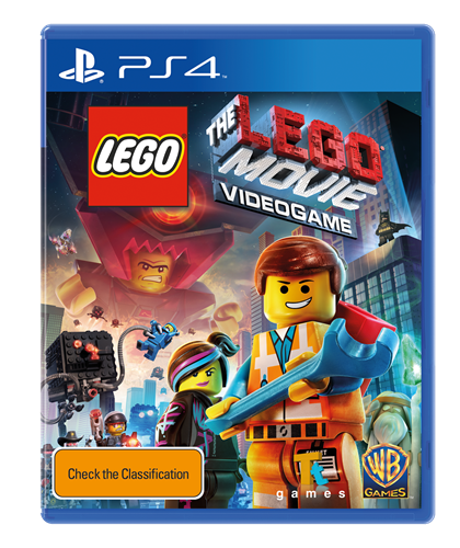 LEGO MOVIE PS4