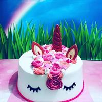 Unicorn cake set  for chocolate