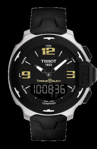 שעון יד אנלוגי גברים TISSOT T081.420.17.057.00