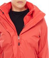 מעיל נשים נורט פייס מדגם The North Face Women's Evolve 2 Triclimate Jacket melon red
