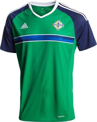 חולצת צפון אירלנד בית 2016