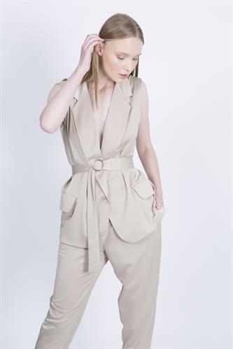 חליפת ברוק מוקה
