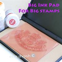 CLEAN INK PAD  - BIG