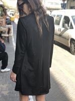 שמלת פרימיום שחור