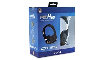 4Gamers PRO4-60 Stereo Gaming Headset Ps4