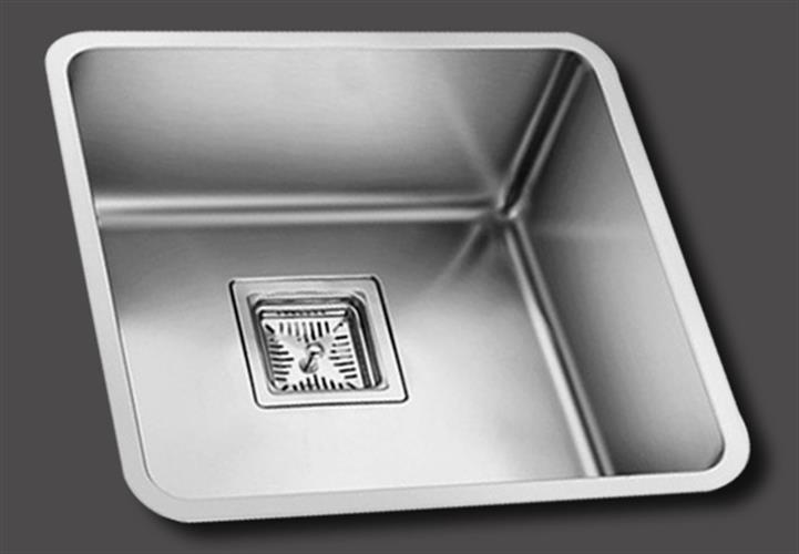 כיור מטבח יחיד תוצרת אולין דגם אנדורה 40