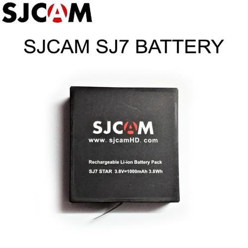 סוללה  מקורית למצלמת SJ7 Star SJCAM ג׳יפר