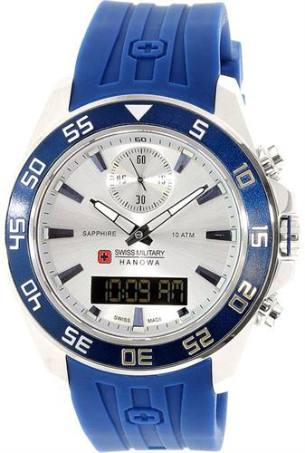 שעון יד אנלוגי גברים Swiss Military Hanowa 06-4222.04.001
