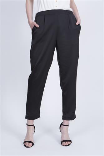 מכנסיים ברוק שחור