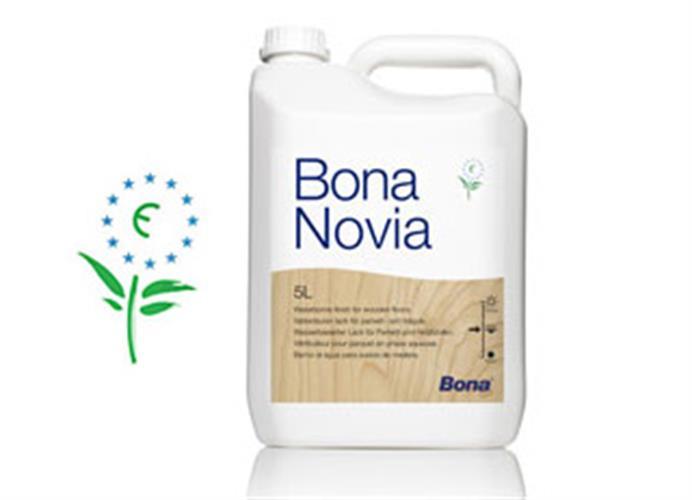 בונה לכה לפרקט עץ בונה נוביה BONA NOVIA