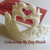 Princess Crown Chocolate Form
