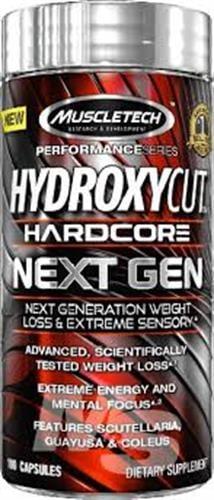 Hydroxycut, Hardcore Next Gen, Weight Loss | שורף שומן הידרוקסיקאט הדור הבא