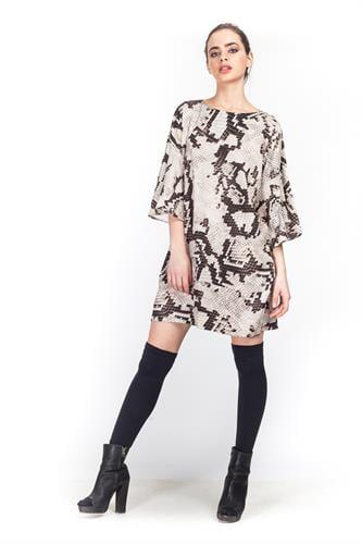 שמלת ליליאנה מנוחש