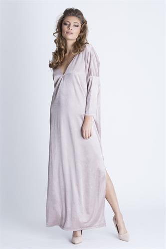 שמלת גלוסי פודרה