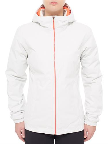 מעיל נשים נורט פייס מדגם The North Face Women's Quest Insulated Jacket Vaporous Grey