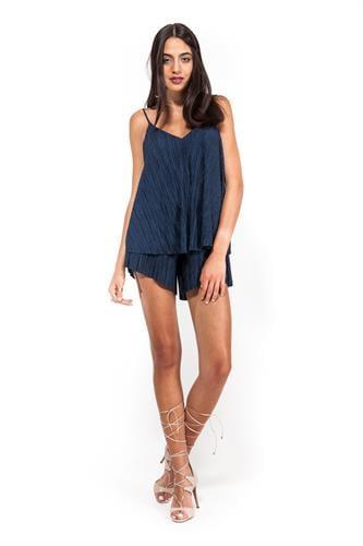 מכנסיים כריס כחול