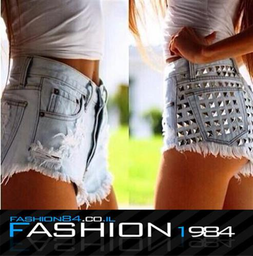 ג'ינס מעוצב קלודין