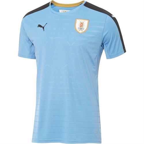 חולצת אורוגוואי בית 2016